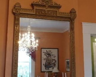 Eastlake Mantle mirror