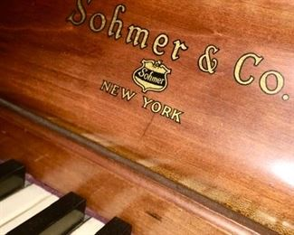 Soher & Co Piano of New York