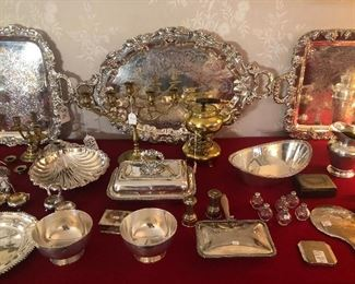 Beautiful silver plate