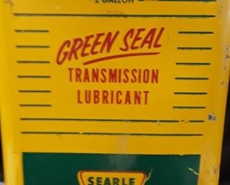 Searle Lubricant Can