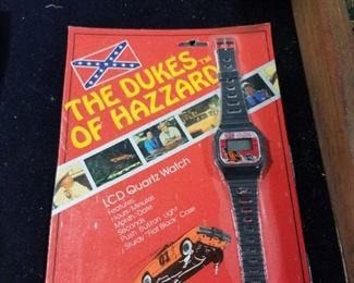 The Dukes of Hazards Watch