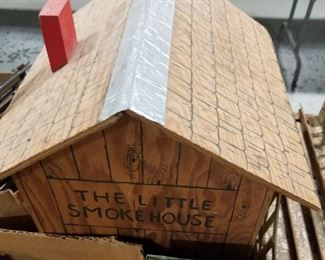 The Little Smoke House Toy Box