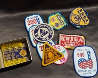 Bowling Patches