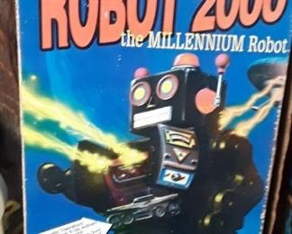 Robot 2000 Battery Operated