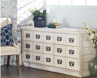 Magnolia Home Archive Buffet In Antique White