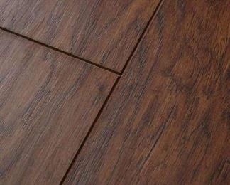 245 Sqft Revolutions Nutmeg Hickory Laminate Flooring