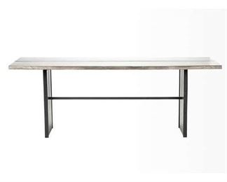 Foundry Select Grovetown Solid Wood Dining Table