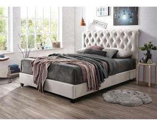 House Of Hampton Cottman Upholstered Standard Bed