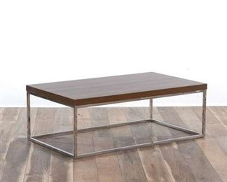 Contemporary Openframe Coffee Table