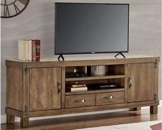 Gracie Oaks Nicole Tv Stand For Tvs Up To 88 Inches