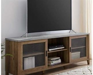 Gracie Oaks Terence Tv Stand For Tvs Up To 78 Inches