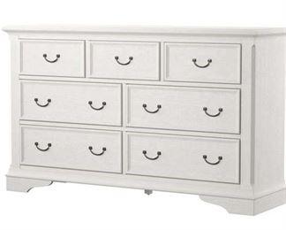 Rosecliff Heights Trenton 7 Drawer Dresser