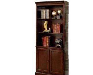 Canora Grey Ballycraigy Transitional Standard Bookcase