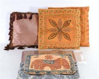 Set 6 Mix Bohemian Throw Pillows