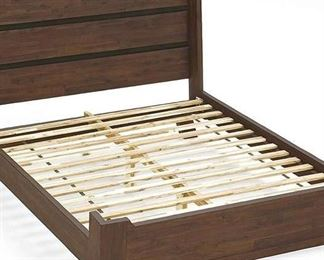 Modus Furniture Portland Solid Wood King Bed Slats Only