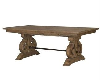 Magnussen Willoughby Rectangular Dining Table Top Only