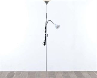 Contemporary Torchiere Floor Lamp