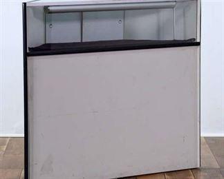 Contemporary Corner Display Cabinet