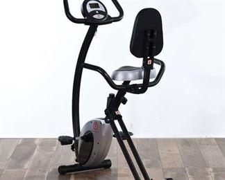 Marcy Stationary Foldable Exercise Bike