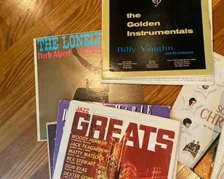 Sample of some of the records