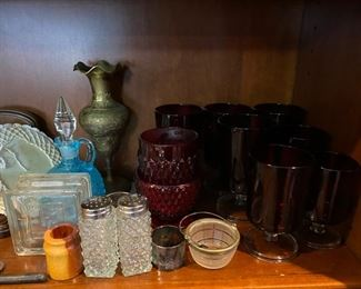 Various collectables.