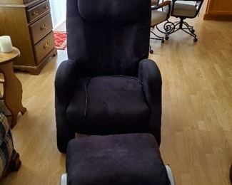 iJoy  message chair & Ottoman