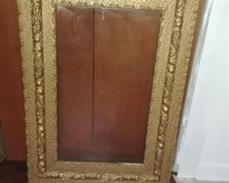 Beautiful antique picture frame.