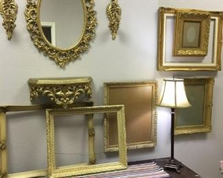 Mirror Set and Frames