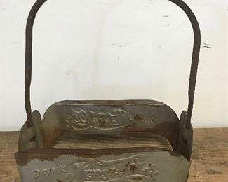 Antique Pepsi Six-Pack Carrier