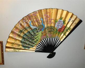 Japanese Wall Fan