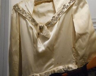 Early 1900s Wedding Dress