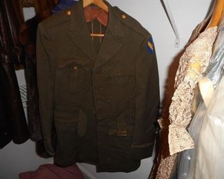 WWII Air Corps Officer's Coat