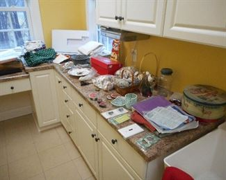 Misc Sewing Room Items