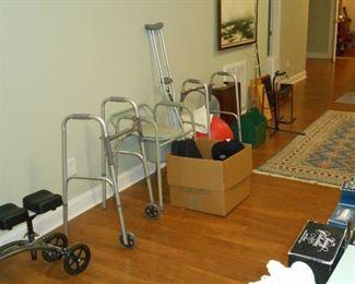 Medical/Handicap Equipment
