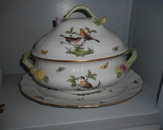 Herend Soup Tureen