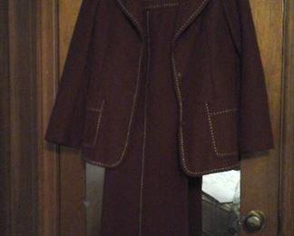 vintage ACT III pants suit