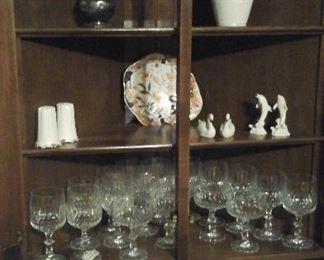 Crystal, Lenox figurines