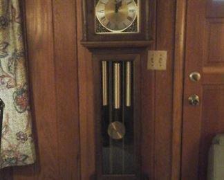 Seth Thomas Grandmother clock