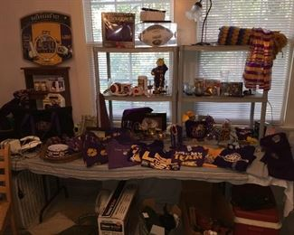 LSU collectables