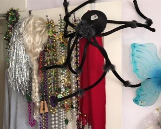 Wigs     beads  and more