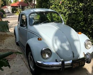 1969 VW BUG runs great, clean interior