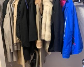 Jackets $15 and up, 2 Far Right Coats NOT FOR SALE!                                                                               If you are interested please text 312-933-5369 I will text you PayPal and pick up instructions.
