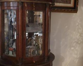 Vitrina Lladro Escultura de loredano rosin