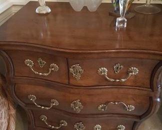 Bombay style chest
