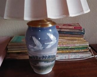 ROYAL COPENHAGEN LAMP