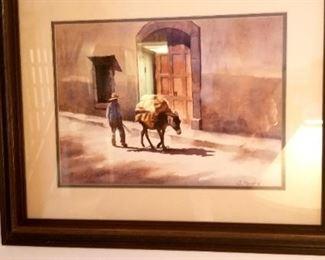 Original art by J. MASKEY