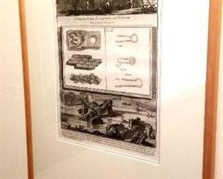 Giovanni Piranesi, lifetime prints