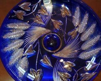 Bohemia, Crystal Bowl