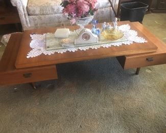 Coffee table $450