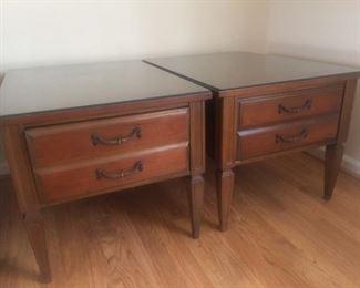 Vintage End Tables